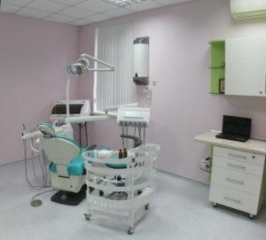 Кабинет №1 - клиника Татьяны Марченко