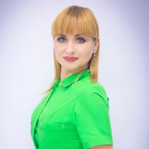 Пахомова Ольга Алексеевна